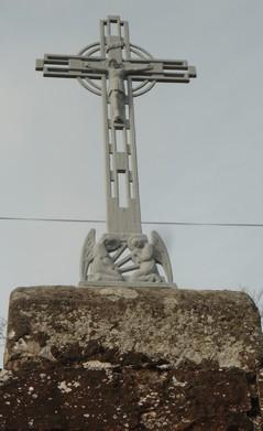 Bournac 12400 croix couvent