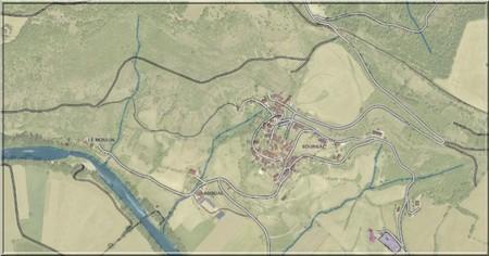 Bournac 12400 plan s