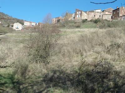 Bournac 12400 vu du moulin
