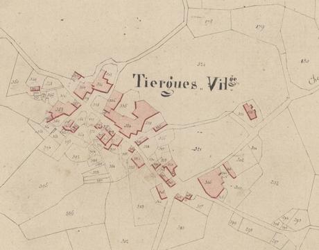 Tiergues 1810