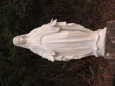AVSA Bournac Vierge repeinte