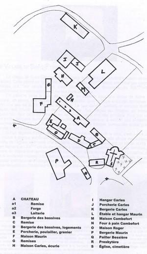 Plan St Etienne Naucoules