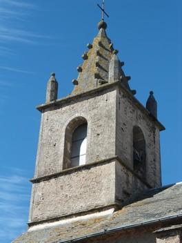 Le Cambon 12400 clocher église