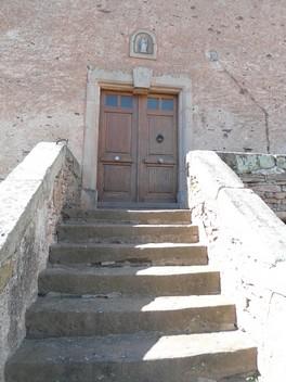 Le Cambon 12400 maison escalier