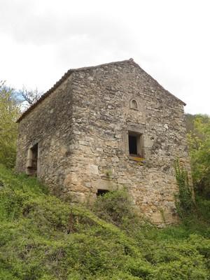 Truans 12400 ruine